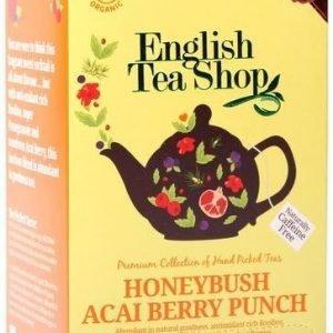 English Tea Shop Luomu Honeybush-Acaitee