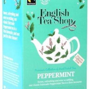 English Tea Shop Luomu Piparminttutee