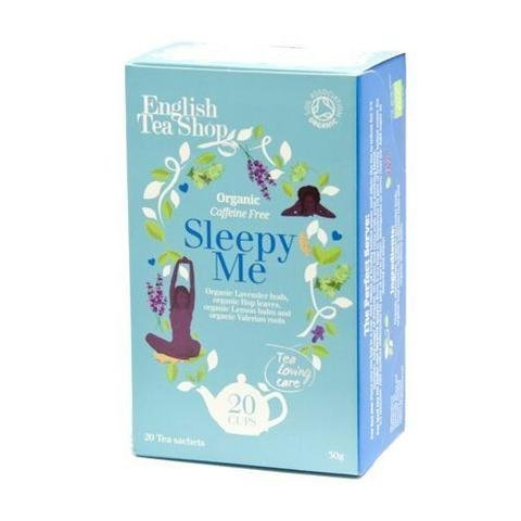English Tea Shop Luomu Sleepy Me Tee