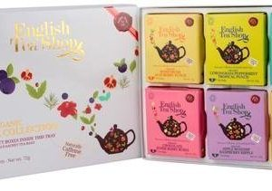 English Tea Shop Luomu Supertee Lajitelma