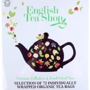 English Tea Shop Luomu Teelajitelma