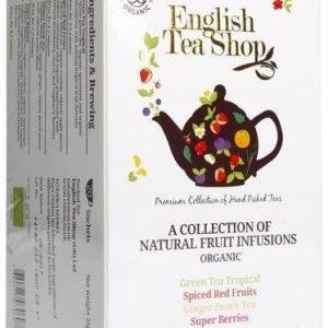 English Tea Shop Luomu Teelajitelma Fruit
