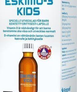 Eskimo-3 Kids Kalaöljy