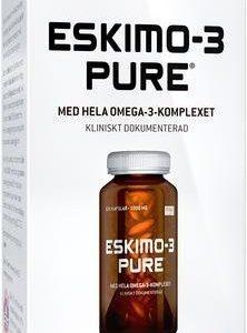 Eskimo-3 Pure Kalaöljykapseli