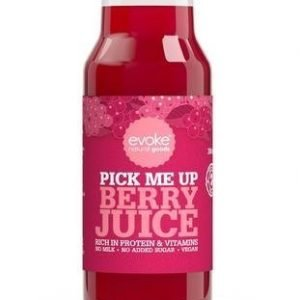 Evoke Natural Energy Berry Juoma