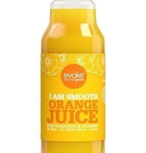 Evoke Natural Energy Orange Juoma