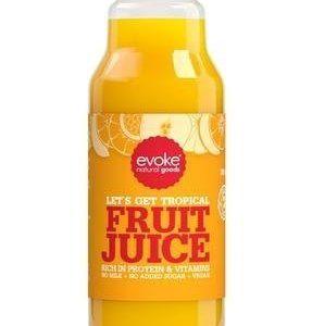 Evoke Natural Energy Tropical Fruits Juoma