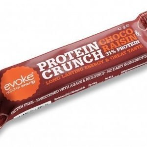 Evoke Protein Crunch Choco-Raisin