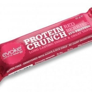Evoke Protein Crunch Red Berries