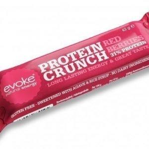 Evoke Protein Crunch Red Berries