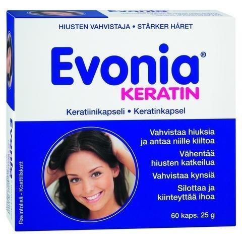 Evonia Keratin