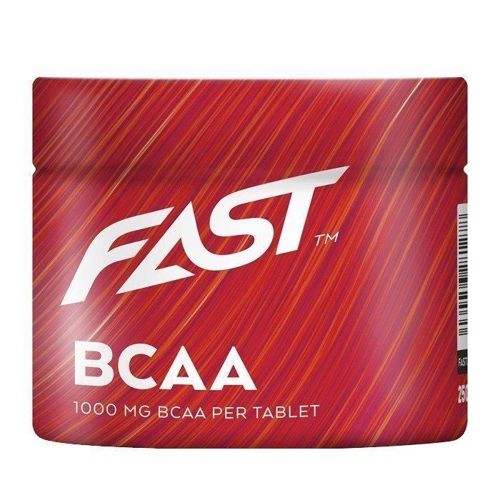 FAST BCAA 200 tabs
