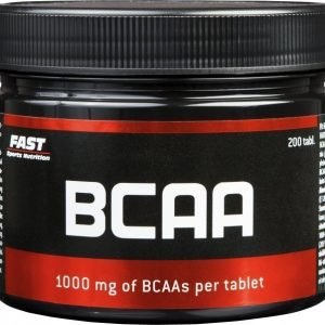 FAST BCAA tabletit