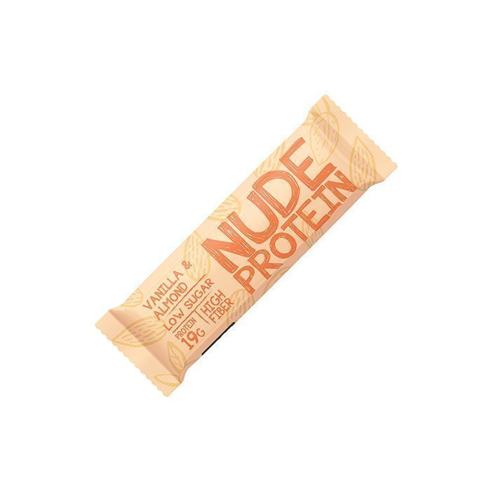 FAST Nude Protein Bar 60 g Srawberry White Chocolate