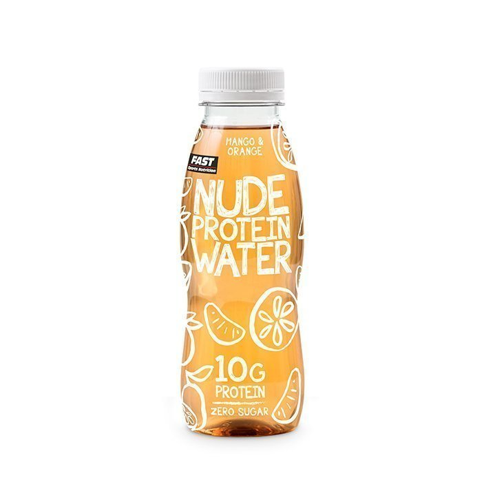 FAST Nude Protein Water 330 ml