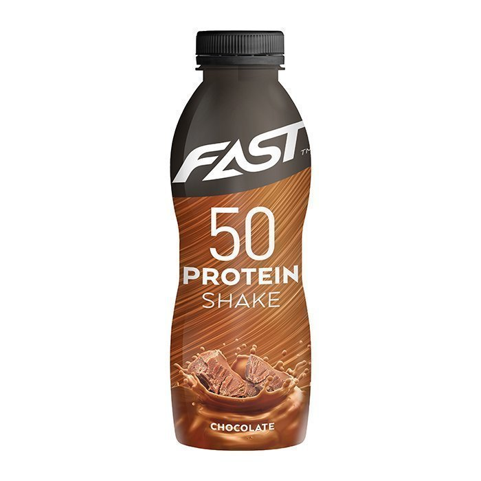 FAST Protein Shake 50 500 ml Strawberry