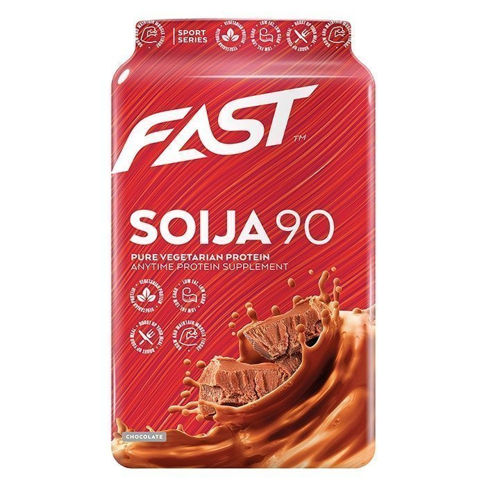 FAST Soija90 600 g Chocolate