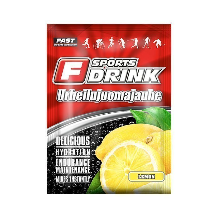 FAST Sports Drink 45 g Lemon