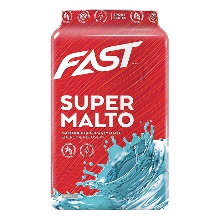 FAST SuperMalto 900 g Unflavoured