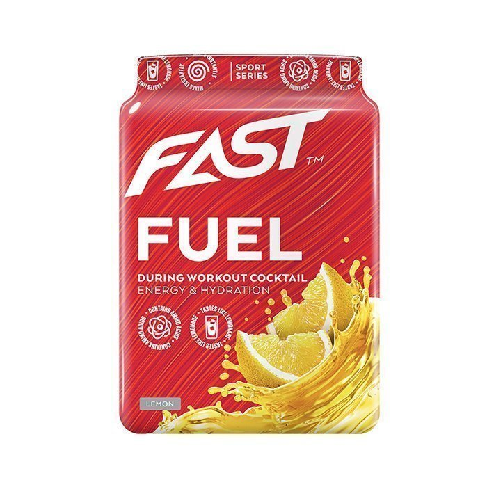 FAST Workout Fuel 450 g Lemon