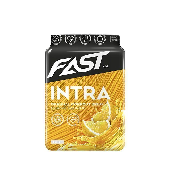 FAST Workout Intra 300 g Lemon