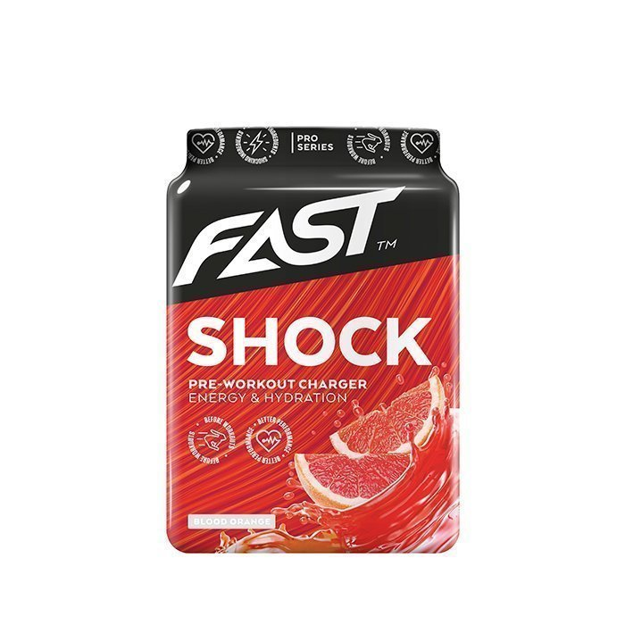 FAST Workout Shock 360 g Blood Orange