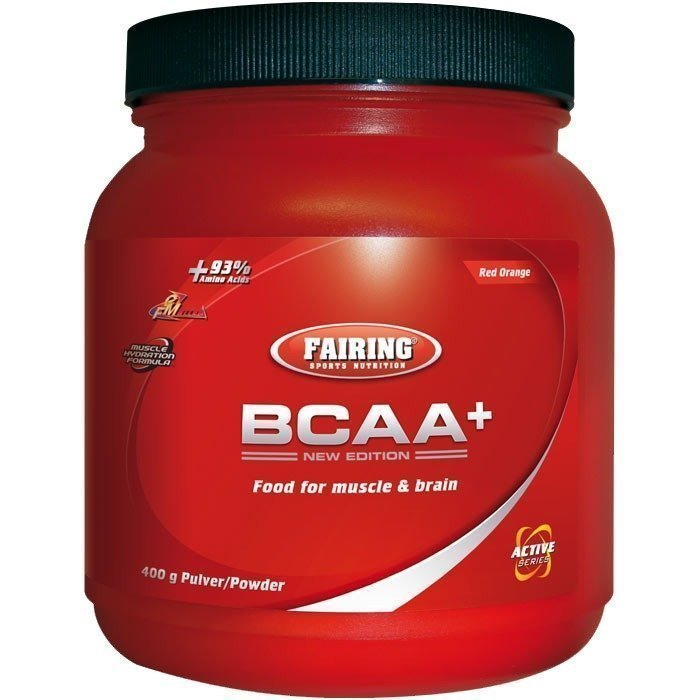 Fairing BCAA+ 400 g Red Orange