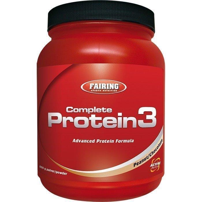 Fairing Complete Protein 3 800 g Mansikka