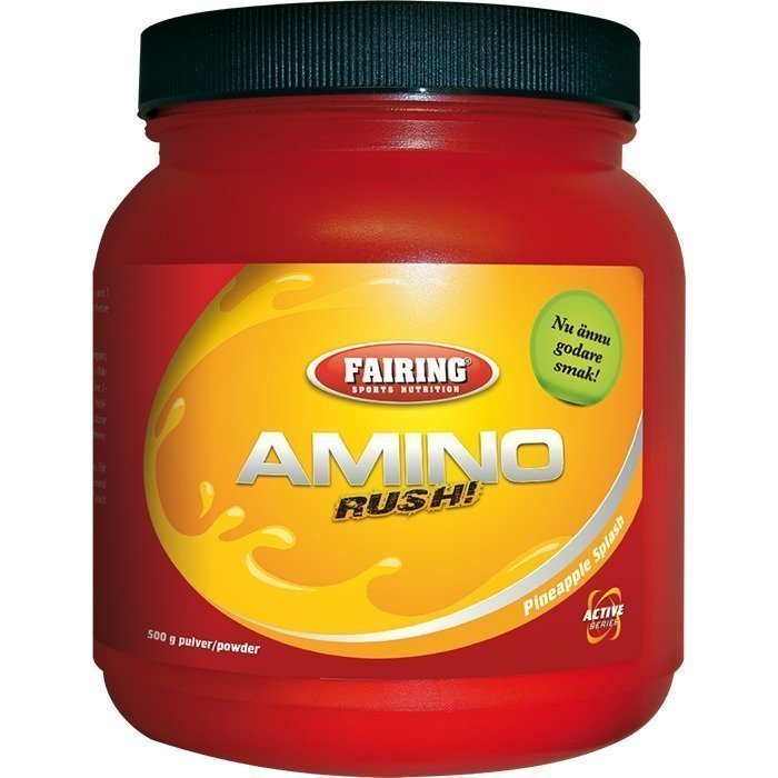 Fairing Essential Amino Rush 500 g Pineapple Splash