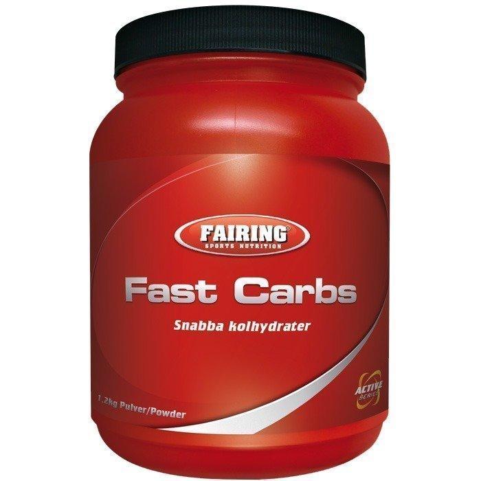 Fairing Fast Carbs 1200 g Maustamaton