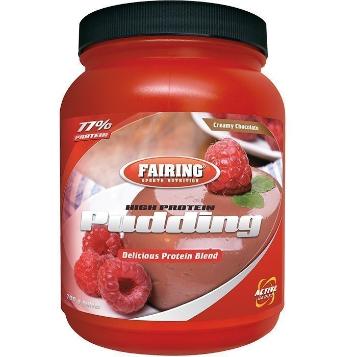 Fairing High Protein Pudding 700 g Creamy Chocolate