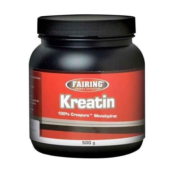 Fairing Kreatin Monohydrat 500 g Maustamaton