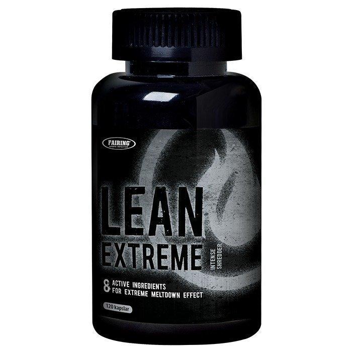 Fairing Lean Extreme 120 caps