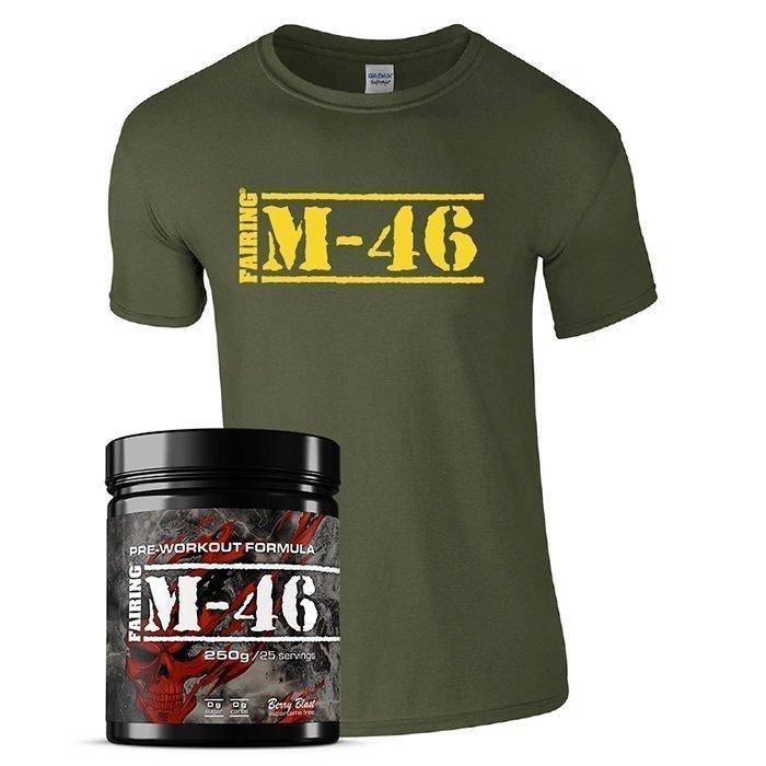 Fairing M-46 250 g + M-46 T-Shirt