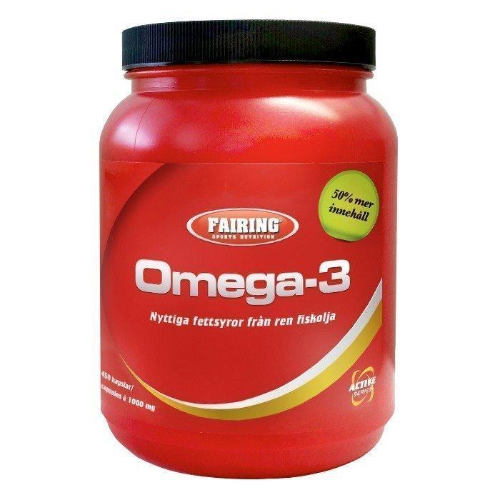 Fairing Omega-3 450 kapselia