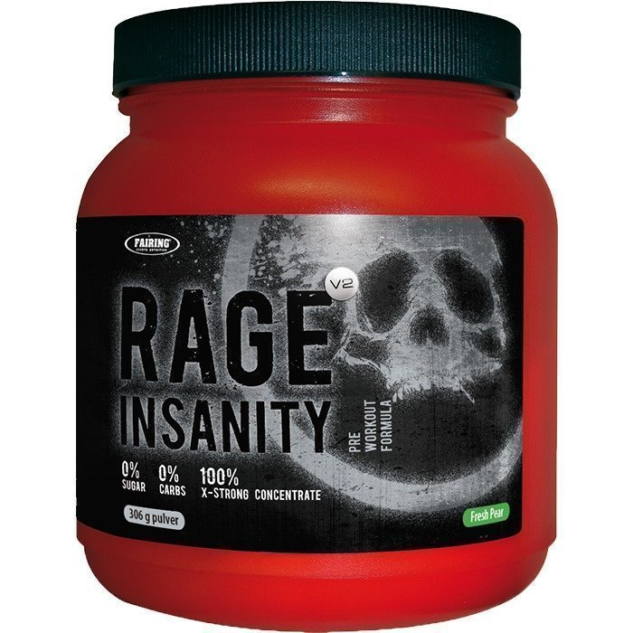 Fairing Rage Insanity V2 306 g Fresh Pear