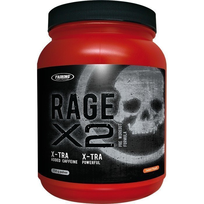 Fairing Rage X2 750 g Fantasy fruits
