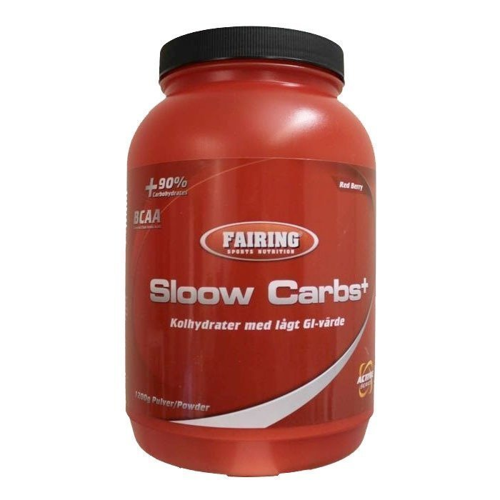 Fairing Sloow Carbs + 1280 g Berry