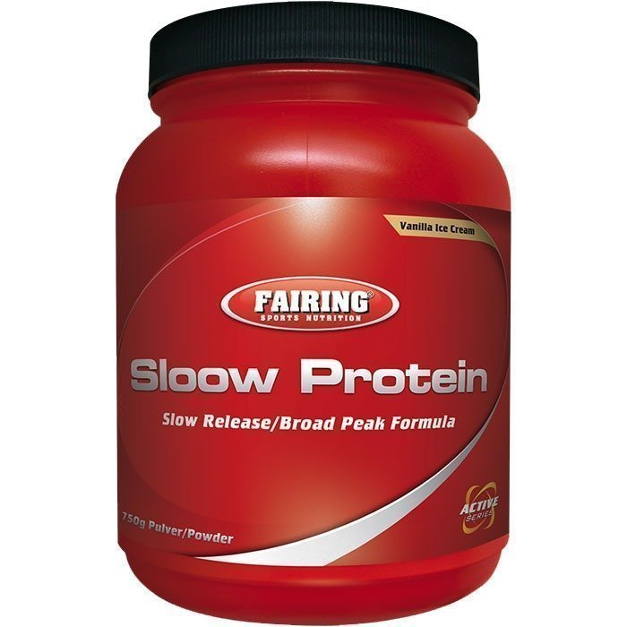 Fairing Sloow Protein New Edition 750 g Vanilla Pear