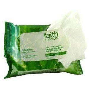 Faith In Nature Kasvopyyhkeet