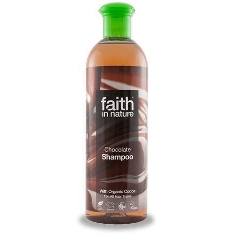 Faith In Nature Shampoo Suklaa