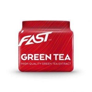Fast Green Tea Tee Uute 90 Kapselia