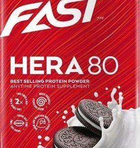 Fast Hera 80 Cookies & Cream