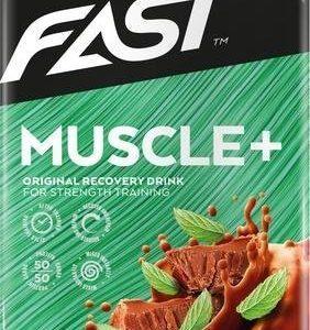 Fast Muscle+ Minttusuklaa