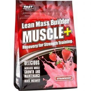 Fast Muscle+ Palautumisjuomajauhe 900 G