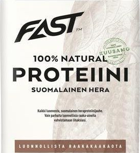 Fast Natural Proteiini Raakakaakao