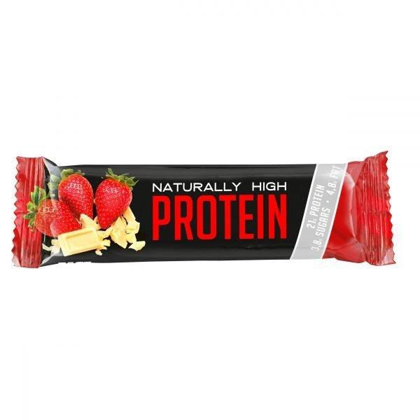 Fast Naturally High Protein Proteiinipatukka 50 G