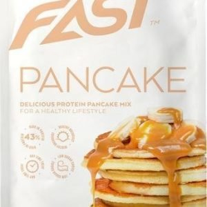 Fast Protein Pancake Mix Banaani-Toffee