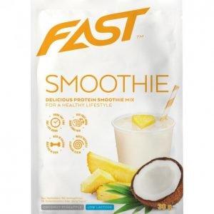 Fast Protein Smoothie Mix Kookos-Ananas 30 G