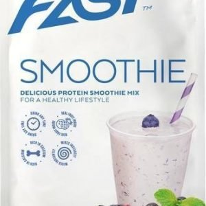 Fast Protein Smoothie Mix Vadelma-Mustikka